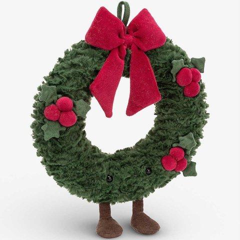 巴塞罗熊又补货啦!上新:Jelly Cat 圣诞系列上新啦 超级软萌的姜饼屋、格纹裙邦尼兔