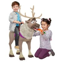 Disney Sven ''My Size Sven'' 儿童可骑行玩偶