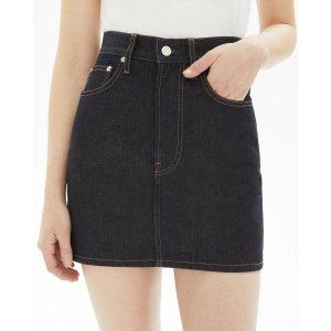 Helmut LangFemme Hi Mini Skirt