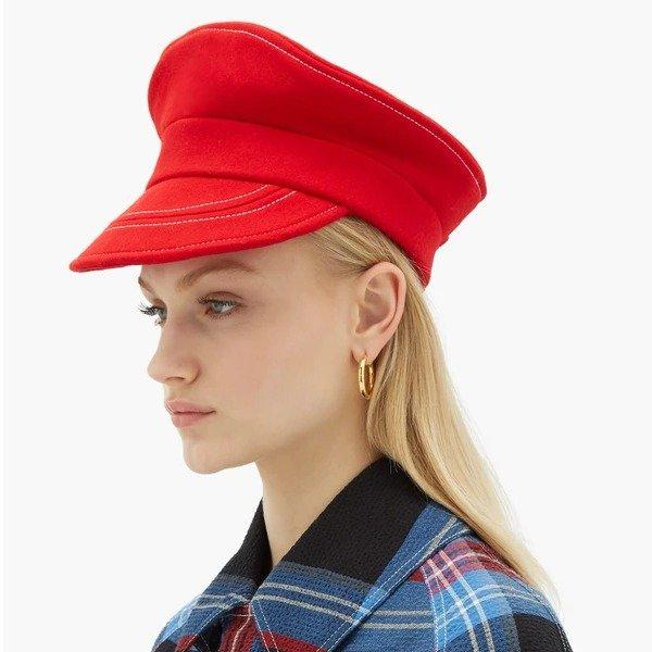 Trojan报童帽