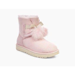 UGG Australia(UGG)Gita 毛球雪地靴