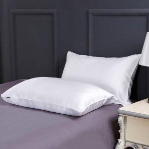 每滿$100減$1515色真絲枕套Pillowcase