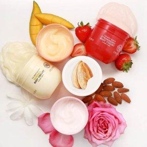 无门槛75折 囤茶树精油、接骨木眼胶The Body Shop大促 入护肤品、洗护用品