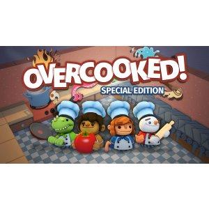 Overcooked 分手厨房