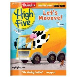 High Five 2-6岁杂志