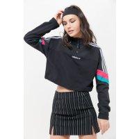 Adidas 短款卫衣