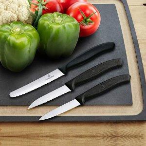 3件套仅€14.9Victorinox 小刀套装 别看它小 它很锋利 可切水果蔬菜