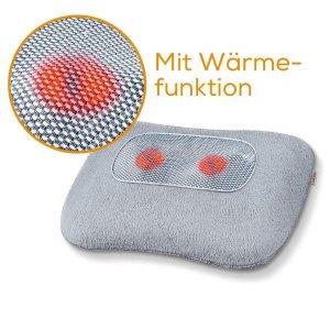 售价€34.99 久坐党必备Beurer MG 145 肩背部加热按摩仪 缓解肌肉紧张,疼痛或疲劳
