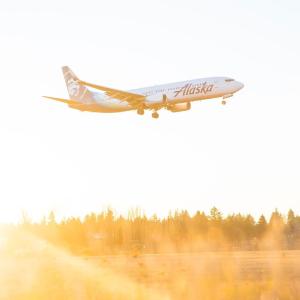 直飞$75起 价格含税美国多城市 -旧金山直飞往返机票好价 搭乘阿拉斯加、边疆航空