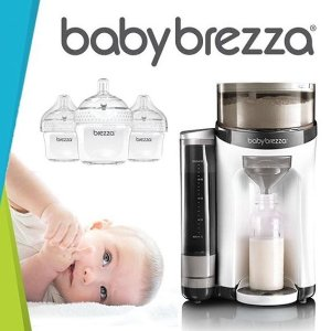 $149(原价$199)Baby Brezza 婴儿奶粉智能冲奶器