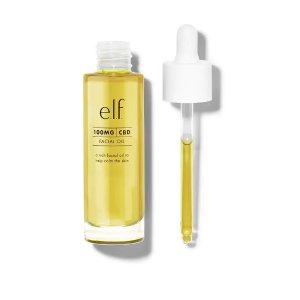 e.l.f. Cosmetics100 mg CBD Facial Oil