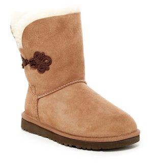 $48.99UGG Bailey 蝴蝶结雪地靴