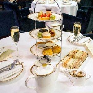 3折 送泡泡酒伦敦Covent Garden双人下午茶套餐 £39