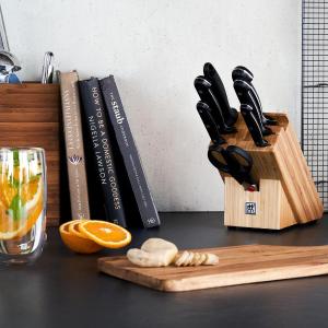 5折起 厨房切丝神器仅$28最后一天:Myer 大牌厨具3.8热促 双立人刀具7件套直降$430