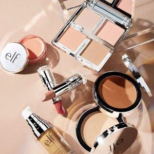 低至3折 £0.8就收化妆刷e.l.f. 夏季大促 精选美妆白菜价疯抢中