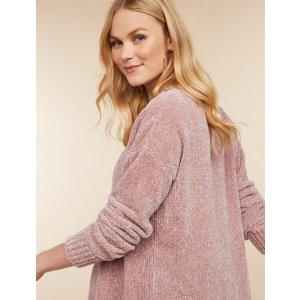 Jessica SimpsonRoll Hem Maternity Sweater