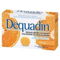 润喉糖 香橙味 16粒