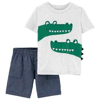 儿童服饰2件套