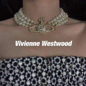 一律8.5折 收封面虞书欣同款Vivienne Westwood 最全大促 爆款珍珠系列、土星系列罕见有
