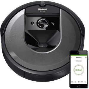 Starting from $499iRobot - Roomba i7 7550 App-Controlled Robot Vacuum