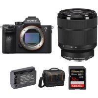 Sony Alpha a7R III + 28-70mm + 电池 + 32GB + 包