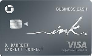 Earn $750 bonus cash backInk Business Cash® Credit Card