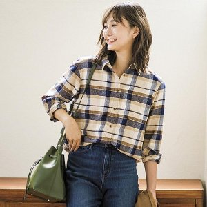 Deal Of The WeekFlannel Shirts Sale @Uniqlo
