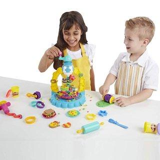 $7.49(原价$14.99)史低价:Play-Doh 儿童过家家烘焙套装玩具