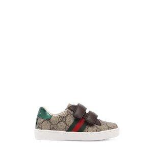 Gucci印花运动鞋