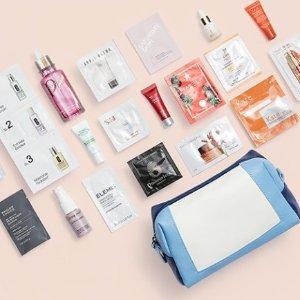 最高送22件价值$130好礼Nordstrom 全场美妆护肤品热卖 收超值礼包