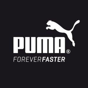 低至2.7折  随时失效折扣延长:Puma官网 精选运动鞋包、服饰热卖