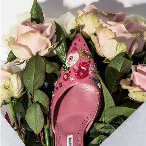 低至5折 £325收BBR猫跟鞋Farfetch 美鞋专场年中大促 收Jimmy Choo、MB、SW等超多爆款