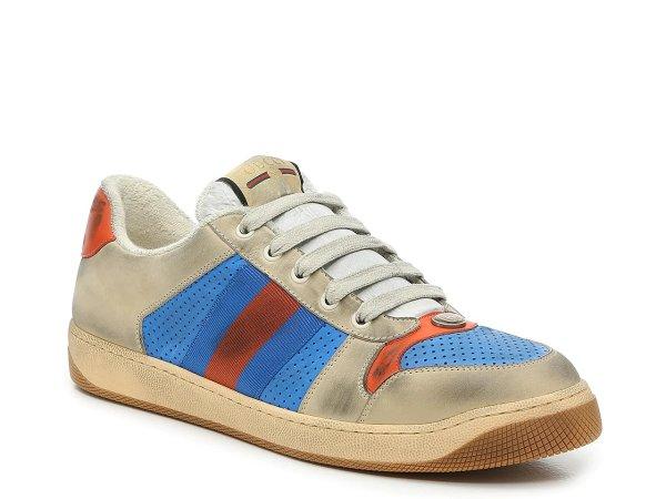 复古小脏鞋
