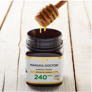 低至3折+额外9折 £13.5入40MGO蜂蜜500g补货:Manuka 官网折扣区突现闪促 每天甜蜜蜜还能调理养生