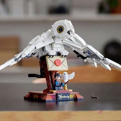 8折起+积分Lego 布加迪、白宫、天际线等爆款好价