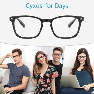 低至7折 €22.5起Cyxus 防蓝光眼睛热卖 玩手机看电脑必备 保护眼睛健康