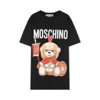 Moschino 泰迪熊T恤