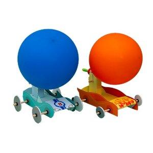适合年龄5+气球平衡车