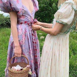低至2.5折+额外8折 仙女薄纱裙$58Moda Operandi 美裙专场,做这个夏天最美的小仙女