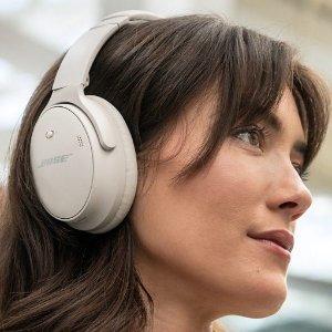 $499 蓝牙5.1 续航24小时新品预购:Bose QuietComfort 45 新旗舰降噪耳机