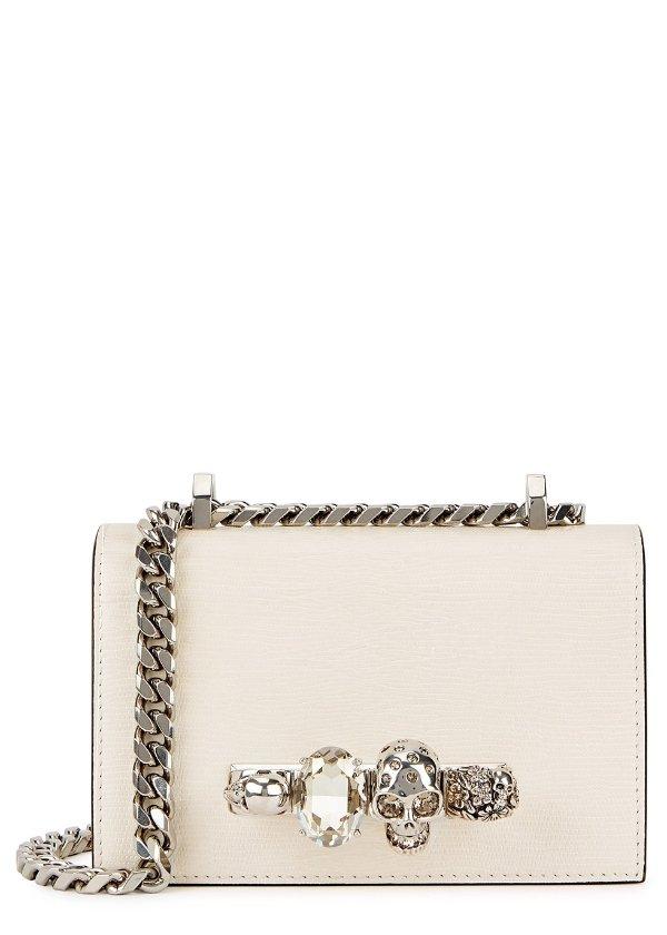 经典宝石链条包