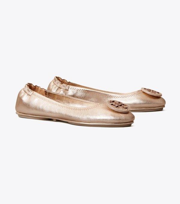 Minnie 芭蕾平底鞋