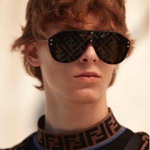 一律7折+免邮 $200+收Dior、Fendi新款10周年独家:SOLSTICE Sunglasses 全场正价墨镜特卖