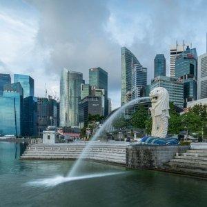 含税低至$374洛杉矶至新加坡往返机票超低价