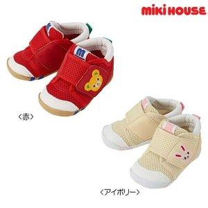 mikihouse儿童休闲鞋