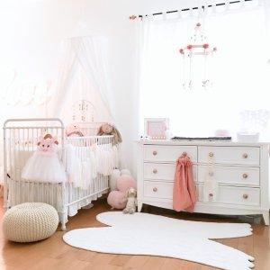 8折+无税 产品支持机洗烘Lorena Canals 西班牙儿童家居品牌特卖 卧室就该这样布置
