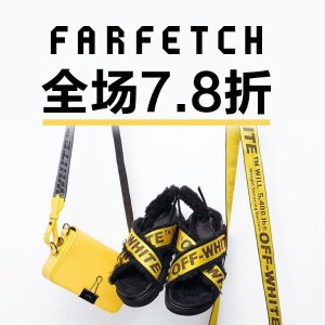 Dealmoon Exclusive 22% Off Full-Priced Items @ Farfetch