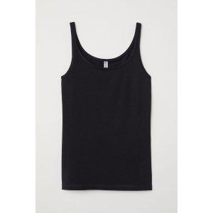 H&M吊带打底衫