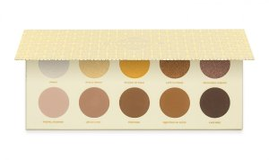Blanc Fusion Eyeshadow Palette | ZOEVA