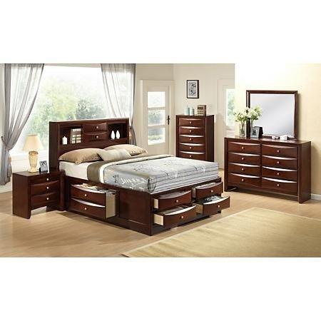 Madison 卧室家具6件套 King床